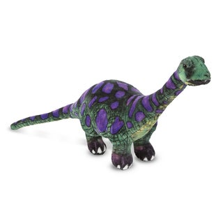 Melissa & Doug Apatosaurus Giant Stuffed Animal