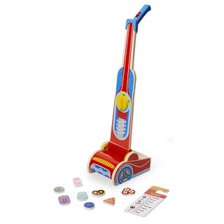 Melissa & Doug Let's Play House! Vacuum Cleaner
