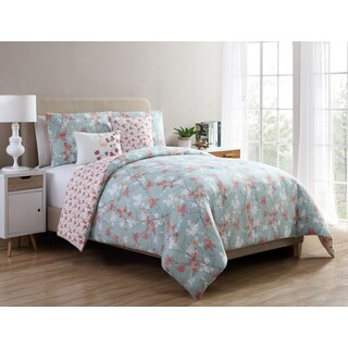 VCNY Home Jasmine Reversible Comforter Set
