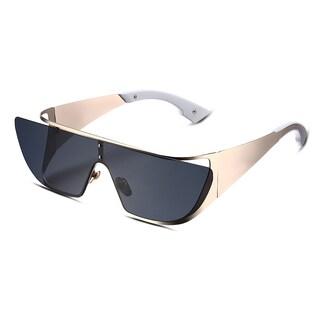 Hakbaho Jewelry European Berlin Inspired Large Unisex Sunglasses
