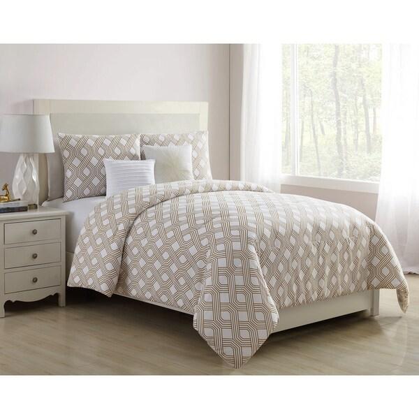 VCNY Home Eli 5-piece Comforter Set