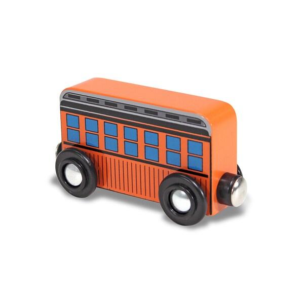 Melissa & Doug Passenger Car (Pack of 6)