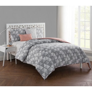 VCNY Home Brynley Reversible 5-piece Comforter Set