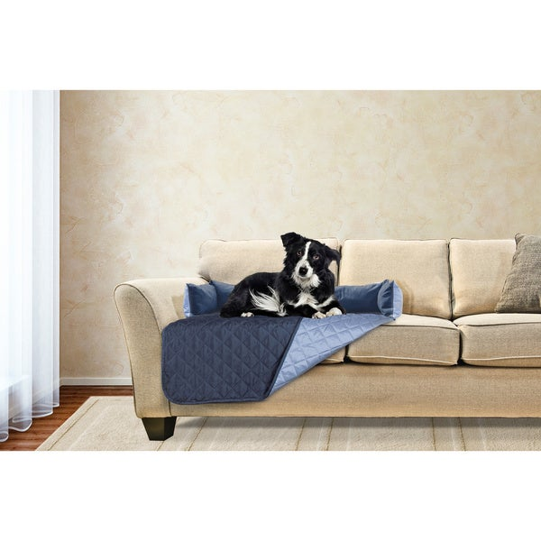 Shop Furhaven Sofa Buddy Pet Bed Furniture Cover Extra Large Size In