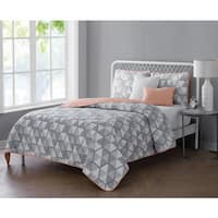 VCNY Home Brynley Reversible Quilt Set