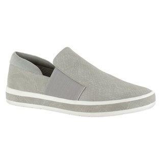 Bella Vita Women's Switch II Grey Casual Slip-on Shoes (Grey Snake)