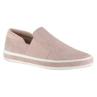 Bella Vita Women's Switch II Pink Casual Slip-on Shoes