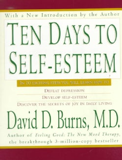 Ten Days to Self-Esteem (Paperback)