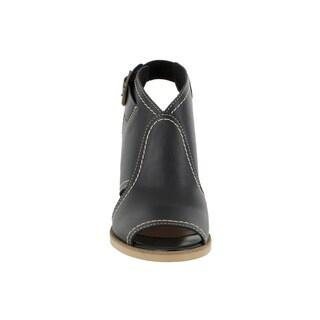 Bella Vita Women's Viv-Italy Black Italian Leather Shoes