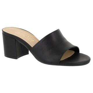 Bella Vita Women's Mel-Italy (Black Italian Leather)