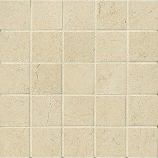 Marfil Bianco Porcelain Outdoor Wall Tile (Case of 12)
