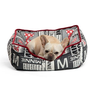 Disney Minnie Mouse Dog and Cat Bumper Pet Bed