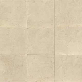 Marfil Bianco Polished 24-inch x 24-inch Wall Tiles (Case of 4)