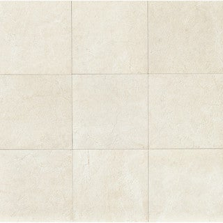 Marfil Alabaster Porcelain Outdoor Wall Tile (Case of 4)