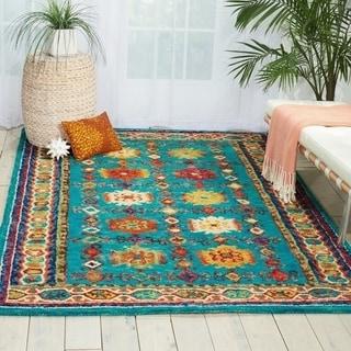 Nourison Vibrant Traditional Area Rug