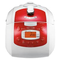 Cuckoo Electric Pressure Rice Cooker CRP-FA0610FR