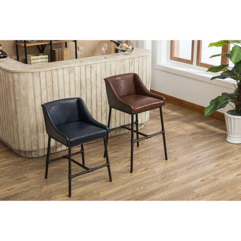 Parlor Upholstered Bar Stool