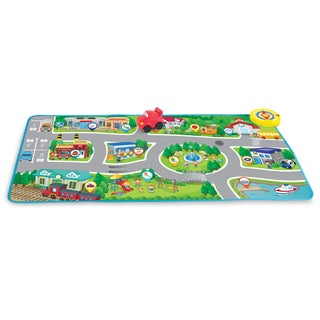 Winfun Drive 'N Learn Playmat Set
