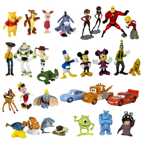 Disney 30-piece Classic Figurines