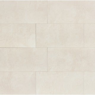 Marfil Alabaster Porcelain 18-inch x 36-inch Tiles (Case of 4)