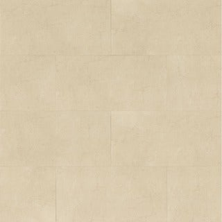 Marfil Bianco Goldtone Porcelain 12-inch x 24-inch Tiles (Case of 9)