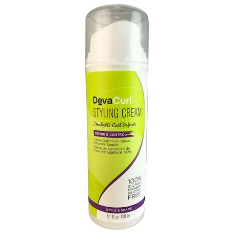 DevaCurl 5.1-ounce Styling Cream Touchable Curl Definer