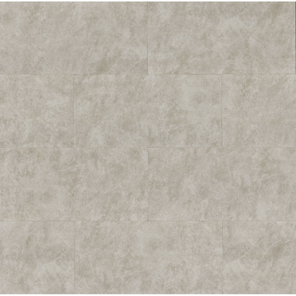 Indiana Stone Silver Polished Porcelain 12-inch x 24-inch...