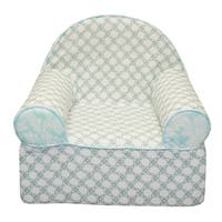 Cotton Tale Sweet and Simple Aqua/Blue Baby's 1st Chair