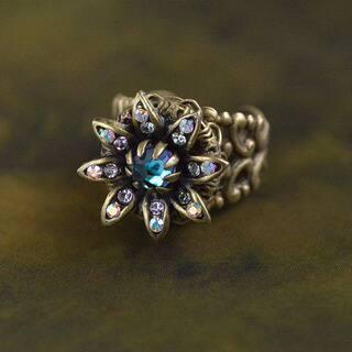 Sweet Romance Bronze Wild Flower Daisy Ring|https://ak1.ostkcdn.com/images/products/16686786/P23005675.jpg?impolicy=medium