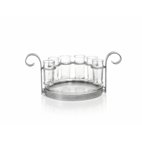 """Cabo"" Tequila Shot Glass Serving Set (Set of 6)"