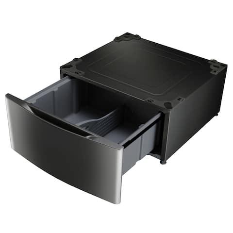 LG WDP5K LG SIGNATURE: Laundry Pedestal in Black