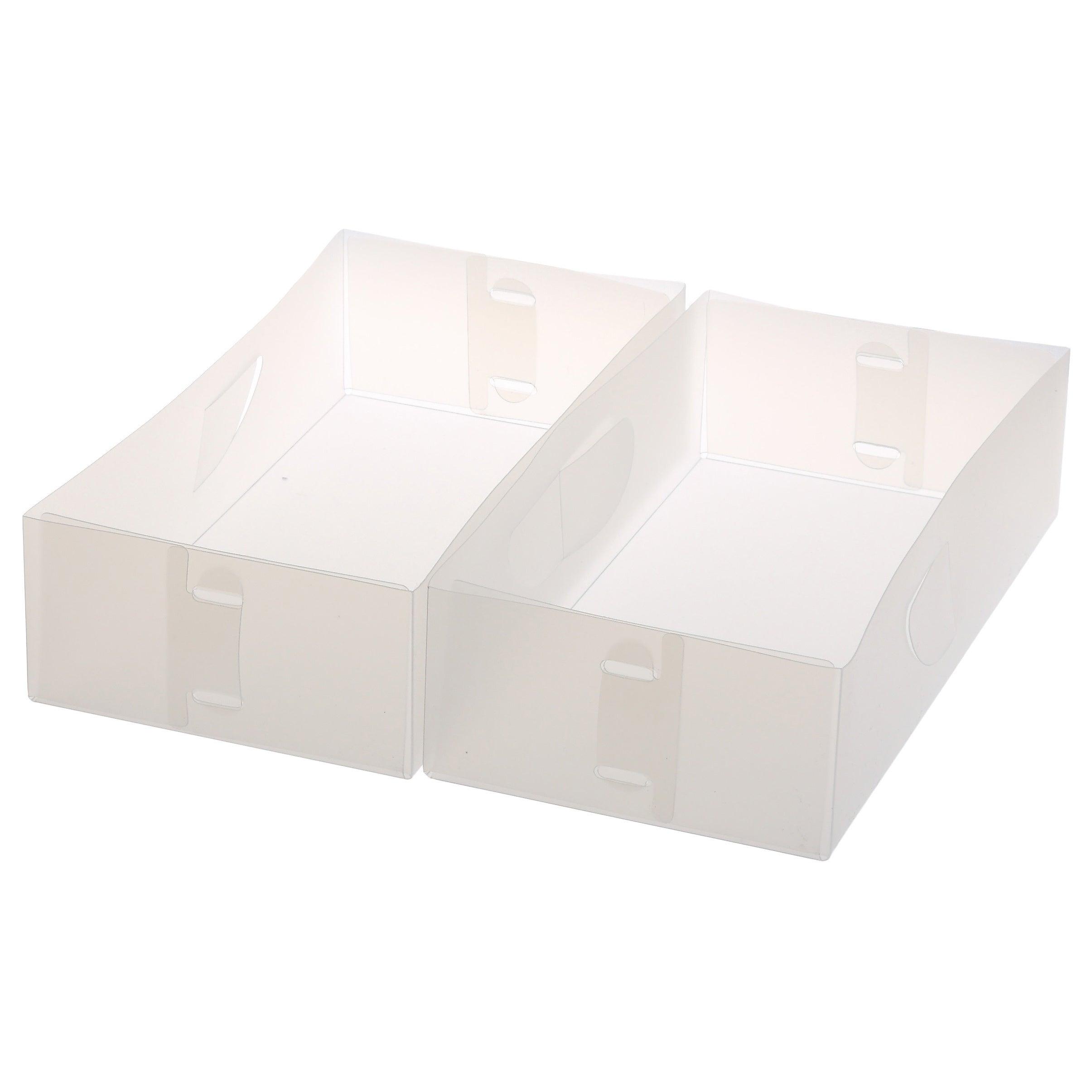 Ybm Home Closet/Dresser Drawer Divider Storage Foldable, ...