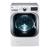 LG WM8100HWA 5.2 cu. ft. Mega Capacity TurboWash® Washer with Steam Technology in White