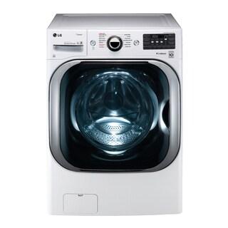 LG WM8100HWA 5.2 cu. ft. Mega Capacity TurboWash® Washer with Steam Technology in White