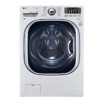 LG WM4370HWA 4.5 cu. ft. Ultra Large Capacity TurboWash® Washer w/ NFC Tag On in White