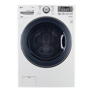 LG WM3770HWA 4.5 cu. ft. Ultra Large Capacity TurboWash Washer in White