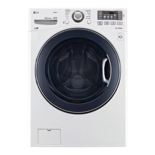 LG WM3770HWA 4.5 cu. ft. Ultra Large Capacity TurboWash Washer in White