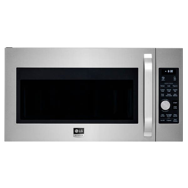 Lg Lsmc3086st 1 7 Cu Ft Over The