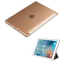 Insten Gold Leatherette Case Cover with Stand For Apple iPad Pro 9.7-inch
