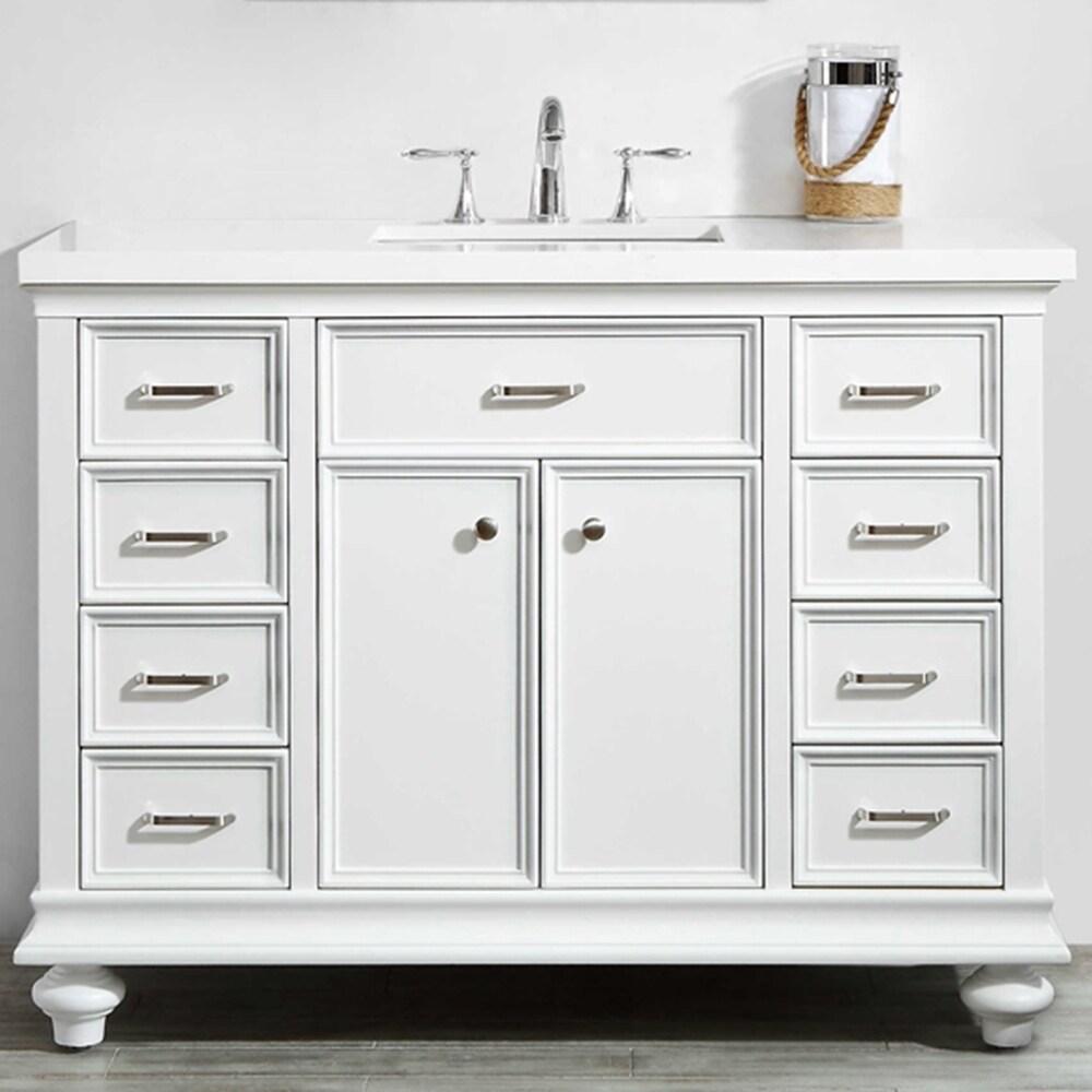 Buy Shabby Chic Bathroom Vanities & Vanity Cabinets Online at ...
