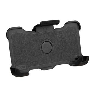 Insten Black Hard Snap-on Rubberized Matte Holster Belt Clip with For LG Leon Leon 4G LTE H340N/ Risio/ Tribute 2