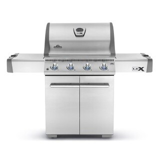 Napoleon LEX 485 with Infrared Side and Rear Burners Propane Gas Grill