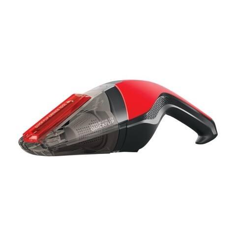 Dirt Devil BD30015 Quick Flip 12-Volt Cordless Hand Vacuum