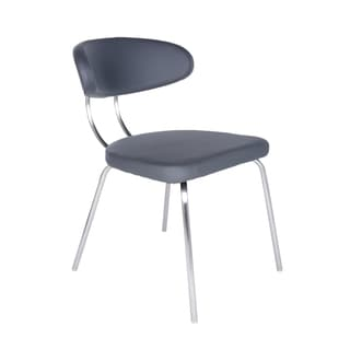 Margot Stainless Steel Side Chair