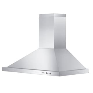 ZLINE 30 in. 400 CFM Wall Mount Range Hood in Stainless Steel (KB-30-400) - Silver
