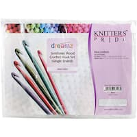 Dreamz Single Ended Crochet Hook Set-Sizes E/3.5mm To L/8mm