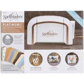Spellbinders Platinum 6.0 Cut & Emboss Machine-