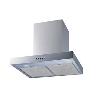 "Winflo O-W104C36 36"" Convertible Stainless Steel Wall Mount Range Hood - Silver"