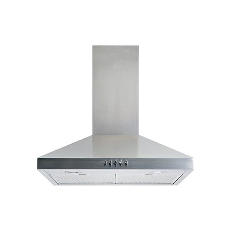 Winflo O-W103C30 Stainless Steel 30-inch Convertible Wall-mount Range Hood