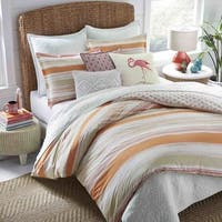 Nine Palms Waikiki Stripe Duvet Cover Set
